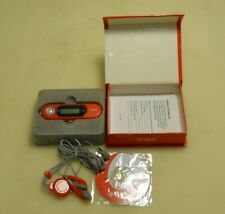 Xerox Mp3 Player Red With Packaging Open Box