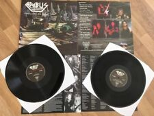 CEREBUS- Too Late To Pray/Like A Banshee On The Loose LIM. 200 BLACK VINYL 2LP