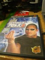 Exciting Pro Wrestling 3 WWF SmackDown! Just Bring It Japan Import PS2