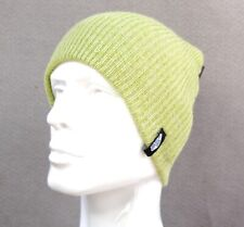 New Vans Skate Team Green Lime Mens Beanie Hat RHTVNS-240