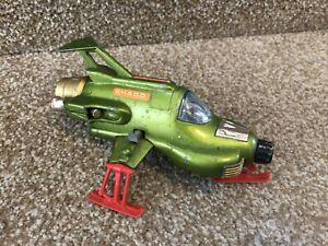 Vintage Dinky toys UFO interceptor 351 Made in England 1971 Spaceship Tlc