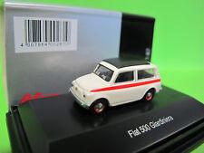 Schuco 1:87  Fiat 500  Giardiniera   Art. 27300