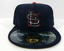 St. Louis Cardinals New Era Navy Digital Camo 59FIFTY Fitted Hat