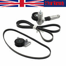 Ribbed Belt + Tensioner For VW PASSAT Audi 1.9 TDI AJM ATJ AVF AVB AWX 058260511