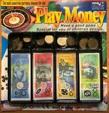 Childrens Kids Toy Fake Pretend Play Money  Australian Dollar Notes & Coin