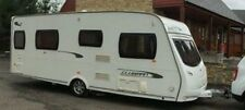 LUNAR CLUBMAN SI 2011 Caravan FULLY equipped including Vango Air Awning