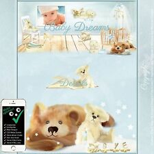 Auktionsvorlage Baby Reborn ~ Responsive Design ~ Mobil optimiert Template |506