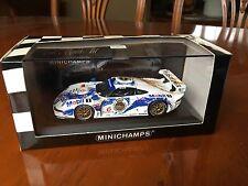 Minichamps Porsche 911 GT 1, FIA GT Championship 1997. Team Mobil Porsche Car #6