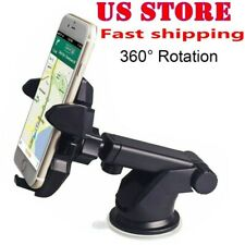 Car Mount Holder Windshield Dashboard Suction Mount For Cell Phone iPhone GPS