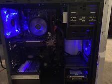SkyTech Archangel GTX 1650 Gaming Computer Desktop PC Ryzen 3 1200