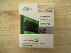 VIRIDIAN REACTOR R5 GREEN LASER RUGER LC9 LC380