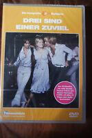 Drei sind einer zuviel - Die komplette Serie Jutta Speidel 2 DVDs 13 Folgen NEU