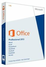 MS Office Prof 2013 32/64bit Medialess (269-16147)