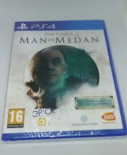THE DARK PICTURES ANTHOLOGY MAN OF MEDAN PS4 NUEVO