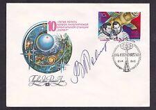 V.KOVALENOK   Soviet Cosmonautt Autograph