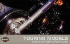 2006 HARLEY-DAVIDSON TOURING OWNERS MANUAL -FLHTCU-FLHR-FLHX-FLHTRI-FLHT-FLHTC