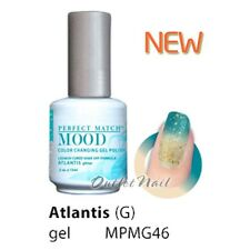 LeChat Perfect Match MOOD - MPMG46 ATLANTIS Color Changing Gel Polish 2016