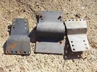 International 504 Utility tractor IHC deluxe seat assembly brackets