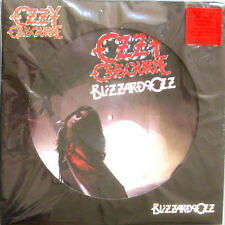 Ozzy Osbourne - Blizzard of Ozz LP - Picture Disc Vinyl - NEW COPY