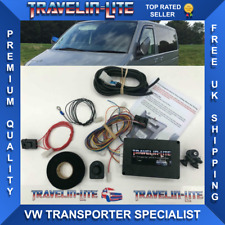 For VW T5 Transporter Power Folding Mirror Upgrade Wiring & Switch Kit Brand New