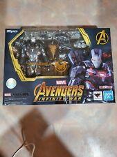 ?Bandai S.H.Figuarts War Machine!! Avengers Infinity War Sealed NEVER OPENED?