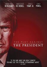Tidal Entertainment D820900d Plot Against The President (dvd)