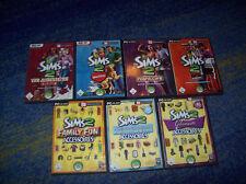 DIE SIMS 2 alle Spiele in 1 Auktion Monate langer Spielspass Addons Spiele usw.