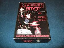 MUNCHKIN BITES-- CARD GAME BY STEVE JACKSON GAMES 2004