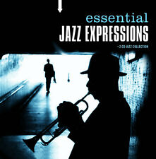 Essential Jazz Expressions Songs Music 2 CD New Sealed