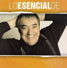 Alberto Cortez Lo Esencial CD new Nuevo Sealed
