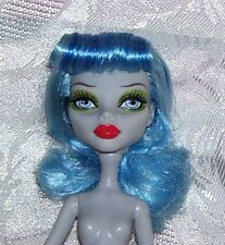 Nude MATTEL MONSTER HIGH GHOULIA YELPS (Daughter Of Zombies) FOR OOAK 11 INCH