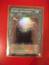 forêt ancienne ANPR FR048 carte Yu Gi Oh
