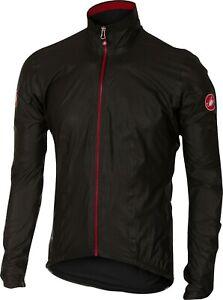 Castelli Idro Men's Cycling Rain Jackets Size Large :  See Video