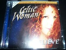 Celtic Woman Believe Australian Special Edition CD DVD - NEW