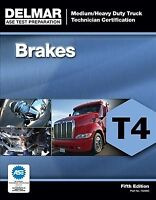 Brakes T4, Paperback by Delmar, Cengage Learning (COR), Brand New, Free shipp...