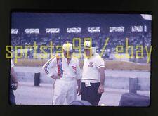 1963 Usac Trenton 150 - Pit Scene - Vintage 35mm Race Slide