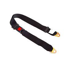 Adjustable Seat Belt Car Truck Lap Belt Universal 2 Point Safety Travel Child