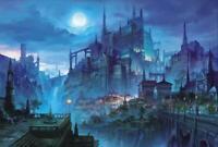 1000 pièces Puzzles adultes Difficile adultes grandissants Puzzle Night Castle