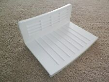 WR30X10050 GE REFRIGERATOR ICE TRAY CHILLER SHELF
