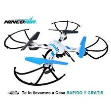 Drone Radiocontrol Sport Con Cámara WiFi 2,4Ghz 3D Dron Rc FPV Ninco NH90108