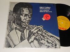 MILES DAVIS Complete Birth of The Cool Gerry Mulligan Max Roach Kenny Clarke