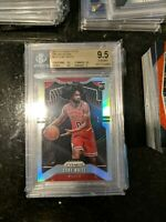 2019-20 Panini Prizm Silver #253 Coby White Chicago Bulls RC Rookie BGS 9.5