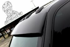 Striker Windshield Drop Visor / Exterior Sun Visor for Ford F-Series F250 99-16
