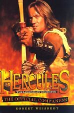 Hercules, The Legendary Journeys: The Official Com
