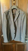 """Reiss mens 'Forley' checked blazer, 38"""",  RARE, immaculate condition, RRP £225"""