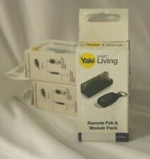Yale Smart Living Lock Remote fob Yale & Module Kit P-YD-01-CON-FOB-KIT - NEW