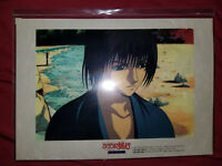 Rurouni Kenshin Samurai X Reflection Anime Japanese Artist KENJI Crystalline Cel