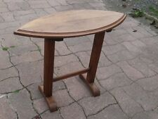 table sellette console en chene artisanale