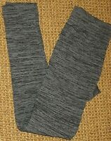 French Laundry Women's Leggings Yoga Pants  S / M Gray  New Without Tags