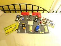 LEGO 8125 & 8126 Thunder Raceway & Racers Dessert Challenge komplett